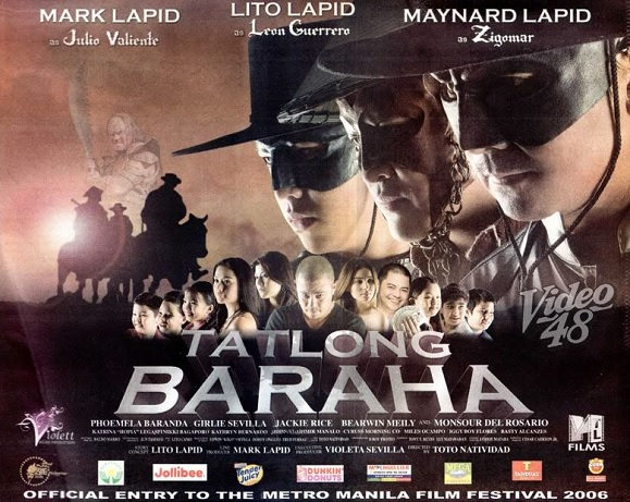 Tatlong Baraha (1981)
